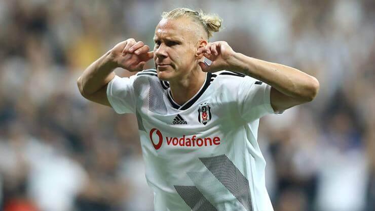 Beşiktaş'ta Vida Gözden Çıkarıldı