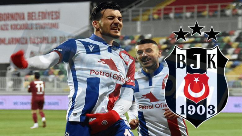 Beşiktaş, Atakan Üner İle 4 Yıllık Sözleşme İmzalayacak