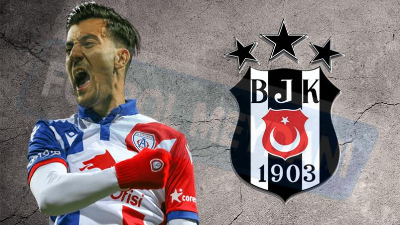 Atakan Üner, Beşiktaş'ta