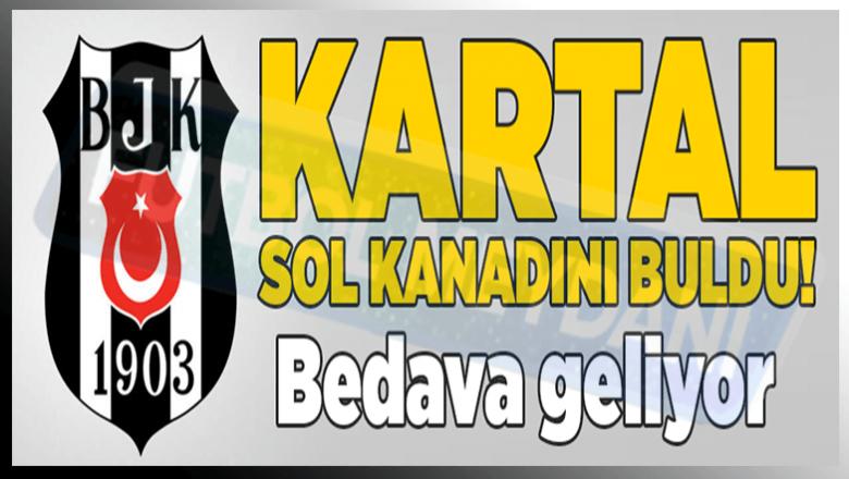 Beşiktaş, Kevin Bua'yı Bedelsiz Kadrosuna Katıyor