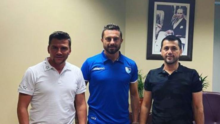 Erzurumspor'dan 1 Transfer Daha! Kaan Kanak…