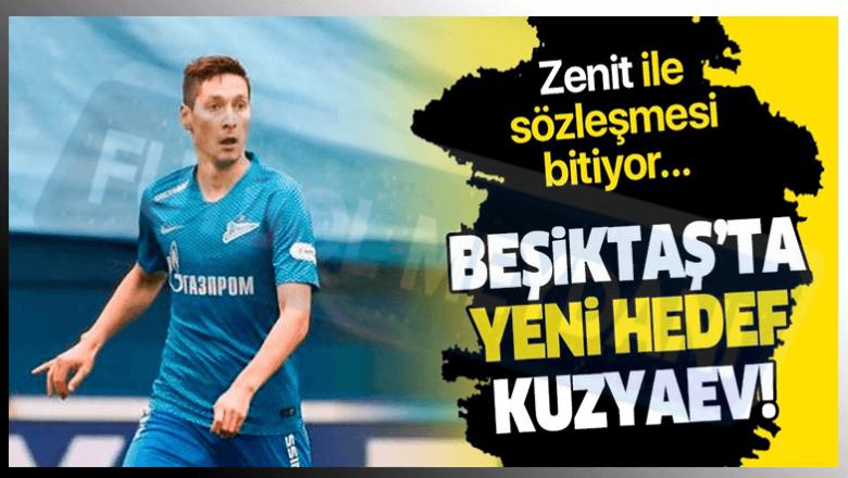 Beşiktaş, Daler Kuzyaev İçin Devrede