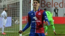 Trabzonspor'un yeni hedefi  Ravil Tagir