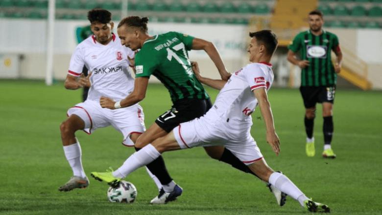 Akhisarspor Balıkesirspor 2-0 | Maç Sonucu