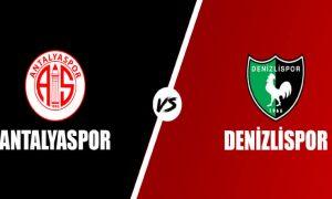 Antalyaspor Denizlispor  | Canlı İzle