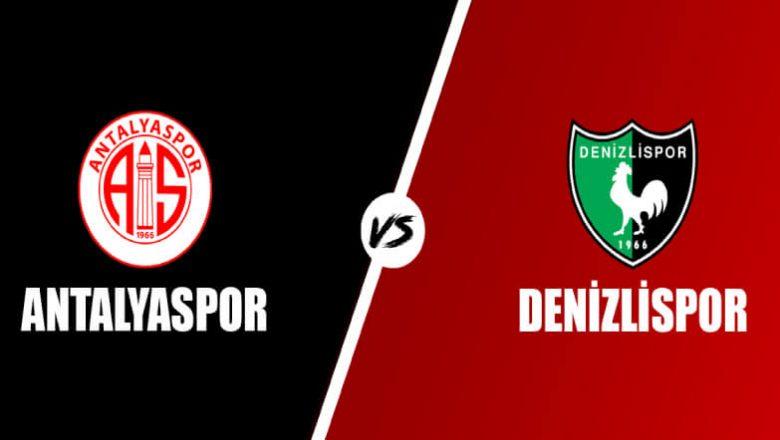 Antalyaspor Denizlispor    Canlı İzle