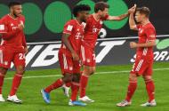 Bayern Münih Dortmund 3-2 | Maç Sonucu