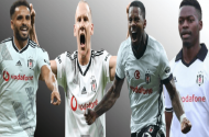 Beşiktaş, 4 İsmi Gözden Çıkardı
