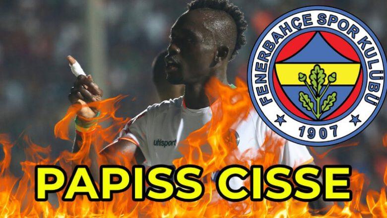 Fenerbahçe, Cisse Transferini Bitiriyor