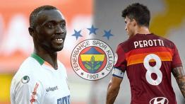 Fenerbahçe'de Hedef Cisse ve Perotti