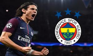 Fenerbahçe'den Cavani Çılgınlığı