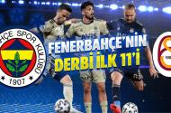 Fenerbahçe'nin Galatasaray 11'i