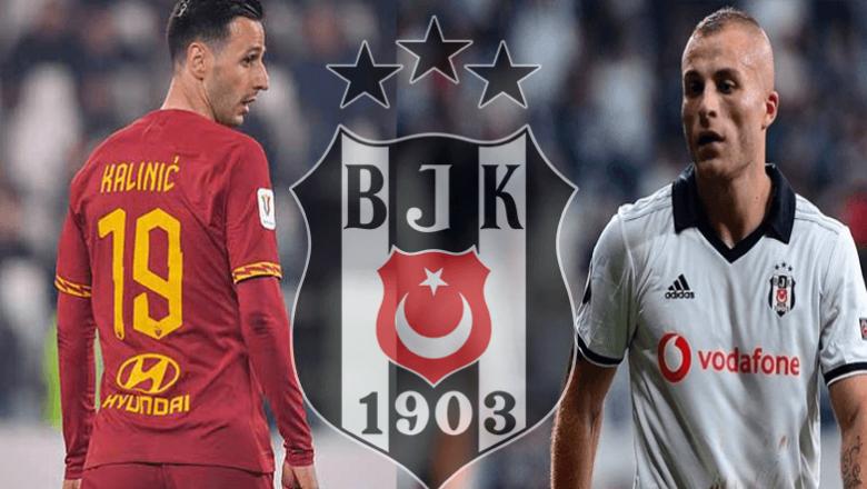 Beşiktaş'tan 2 Bomba Birden