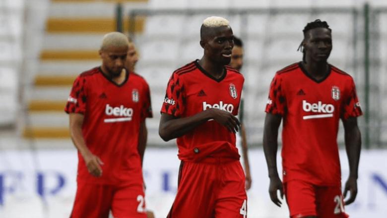 Konyaspor Beşiktaş 4-1  | Maç Sonucu