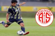 Murat Sağlam, Antalyaspor Yolcusu