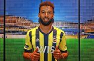 Fenerbahçe, Nazım Sangare İle Resmi Sözleşme İmzaladı