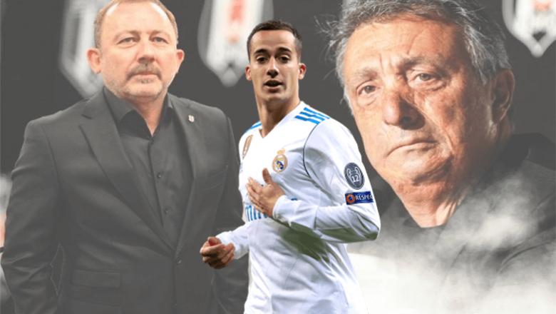 Beşiktaş, Lucas Vazquez İçin Devrede
