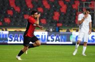 Gaziantep FK Konyaspor 1-0   Maç Sonucu
