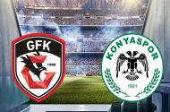 Gaziantep FK Konyaspor   Canlı İzle