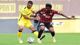 İstanbulspor Eskişehirspor 3-0 | Maç Sonucu