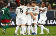 Lokomotiv Moskova Bayern Münih 1-2 |Maç Sonucu
