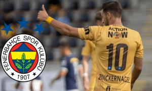 Fenerbahçe'de Hedef Philip Zinckernagel