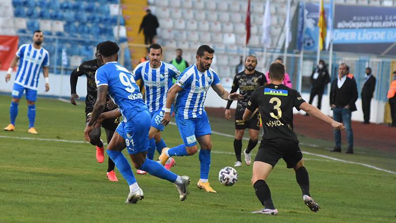 BB Erzurumspor G U00f6ztepe 1 1 Ma U00e7 Sonucu Futbol Meydan U0131